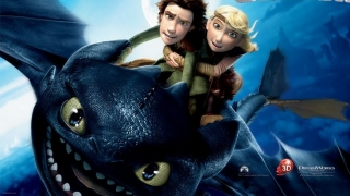 How to Train Your Dragon (2010) Full Movie - HD 1080p BrRip
